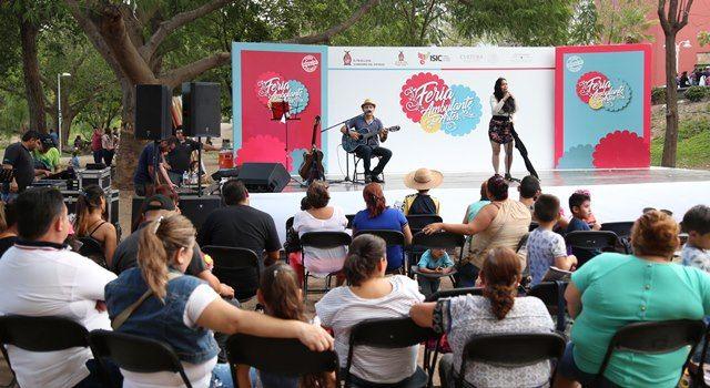 El domingo en Parque Las Riberas, nueva Feria  Ambulante de las Artes
