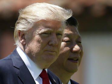Presidente chino pide calma a Trump