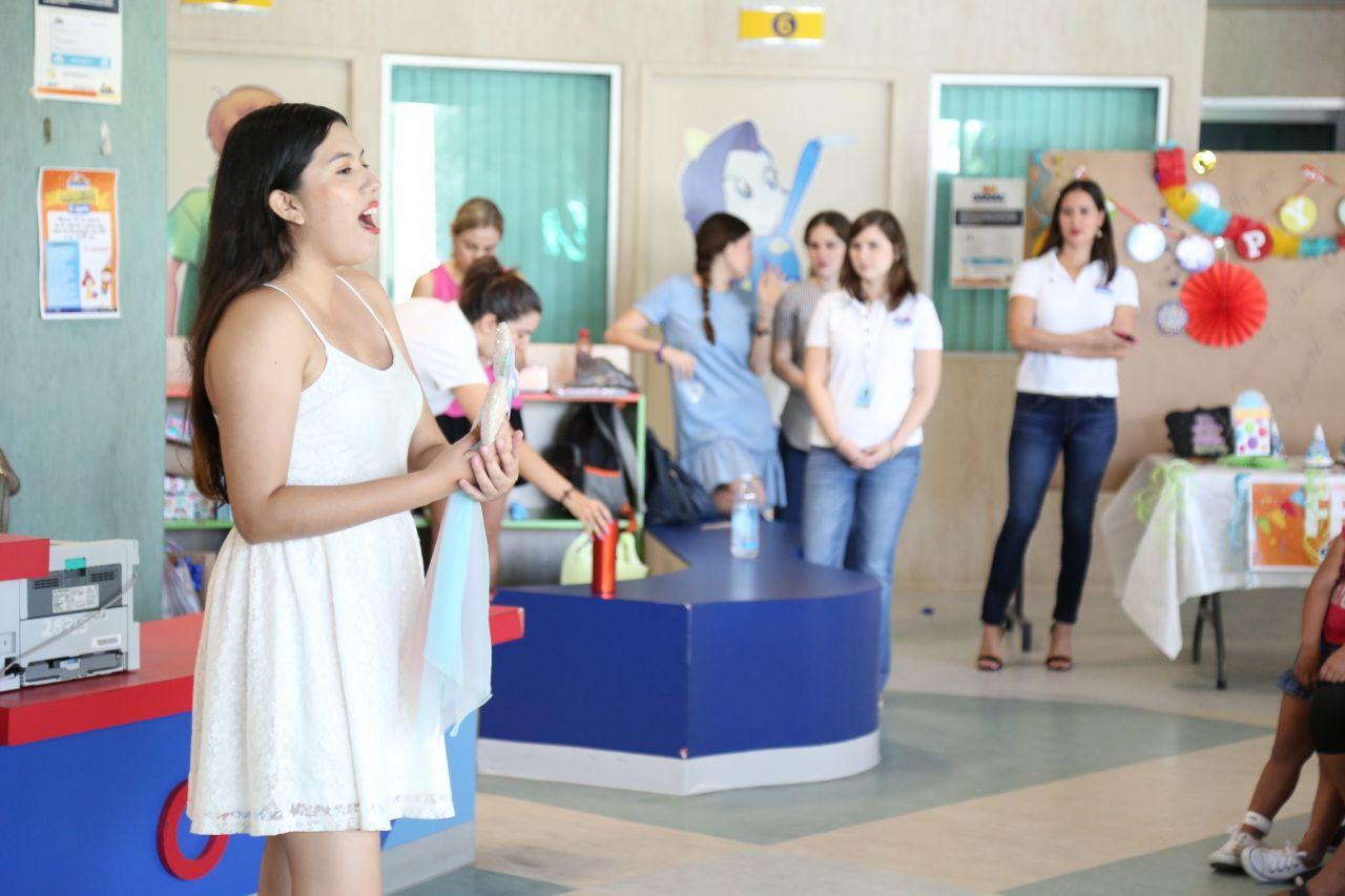 Participa el ISIC en el programa Alegrarte del Hospital Pediátrico de Sinaloa