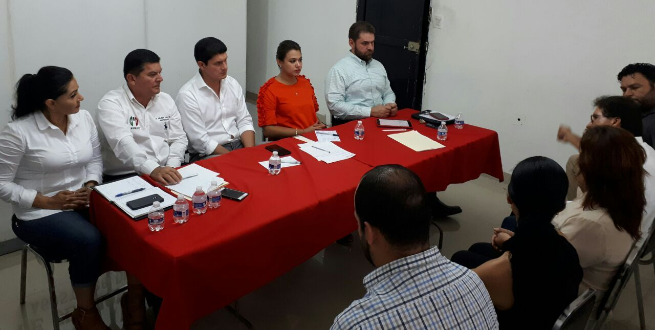 UNIDAD PARTIDISTA RUMBO AL PRÓXIMO PROCESO ELECTORAL, COMPROMISO DEL PRI