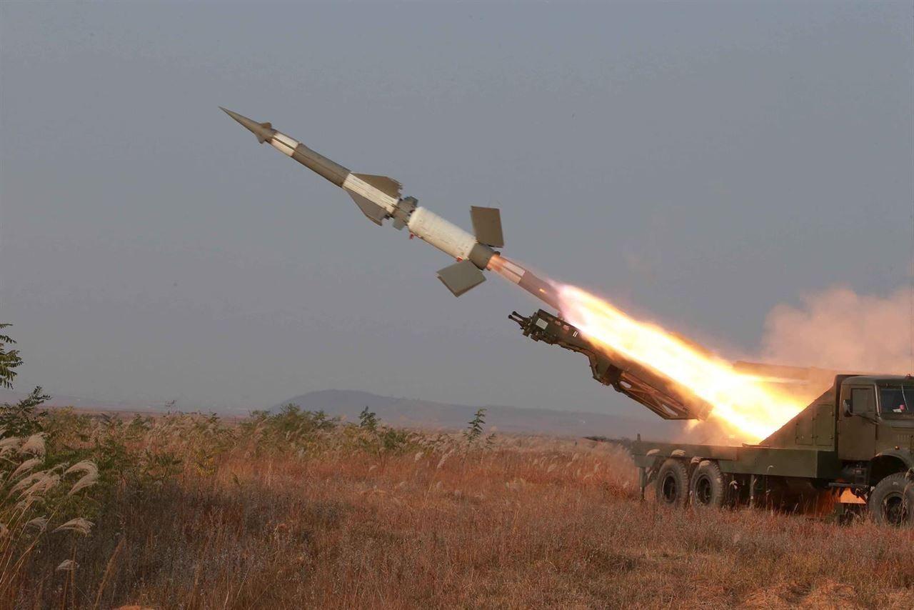 Corea del Norte lanza misil con la potencia de 100 kilotones de dinamita
