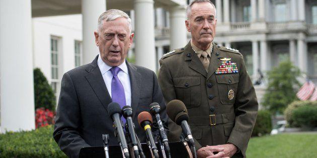 """EEUU promete """"gran respuesta militar"""" si Pyongyang amenaza al país o aliados"""