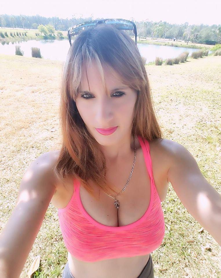 La Modelo Vanessa Caballero