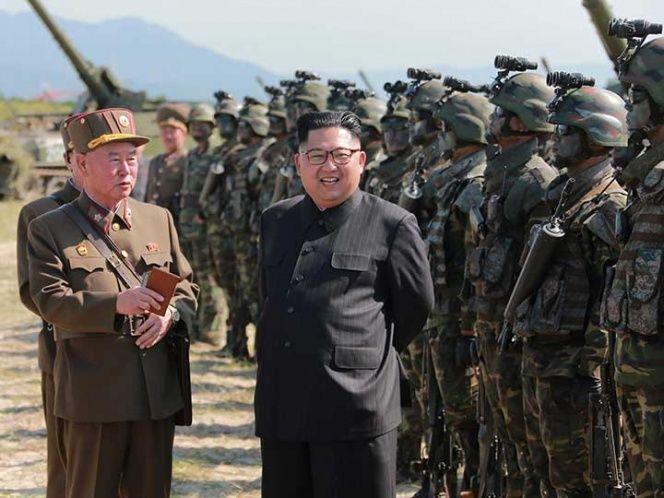 Se burla Corea del Norte de EU