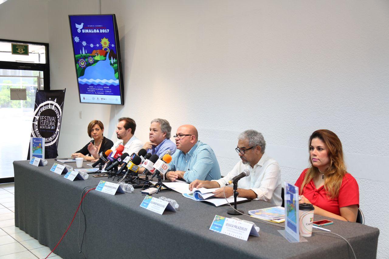 Anuncia ISIC festival cultural Sinaloa 2017