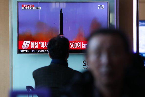 Así sonaron las alertas de misil en Japón
