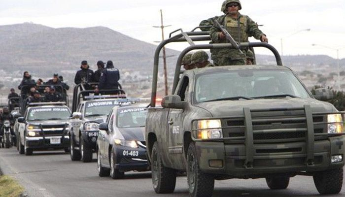 Por fiestas patrias refuerzan operaciones  policíacas en el Estado de México