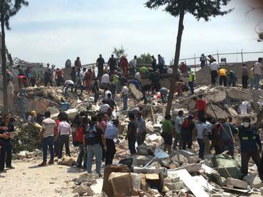 42 muertos en el estado de Morelos: Graco Ramirez