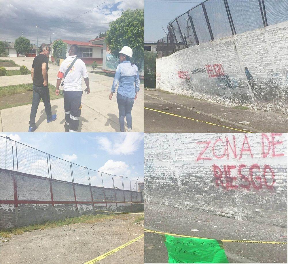 Fernanda de la Rosa: Sismo dejó escuelas dañadas en Ecatepec