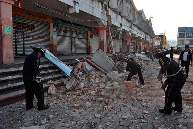 Se solidariza el PRI con los afectados por el sismo.