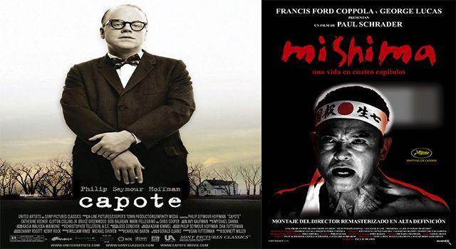 En la Sala Lumiére, este sábado los filmes Capote y Mishima
