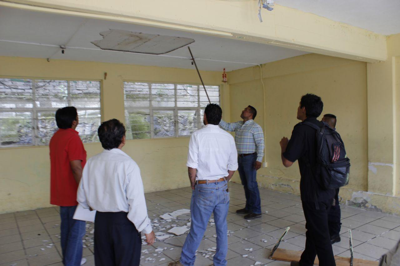 Intensifican trabajos de supervisión en escuelas - Chimalhuacán ...
