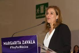 Margarita Zavala renunciaría al PAN; iría como independiente