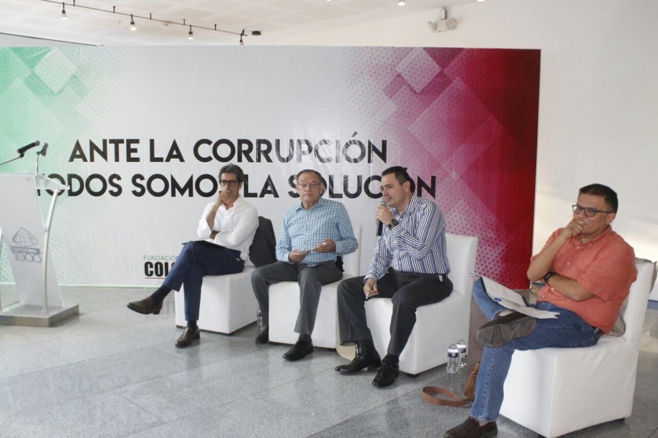 Ante la Corrupción Todos Somos la Solución. PRI
