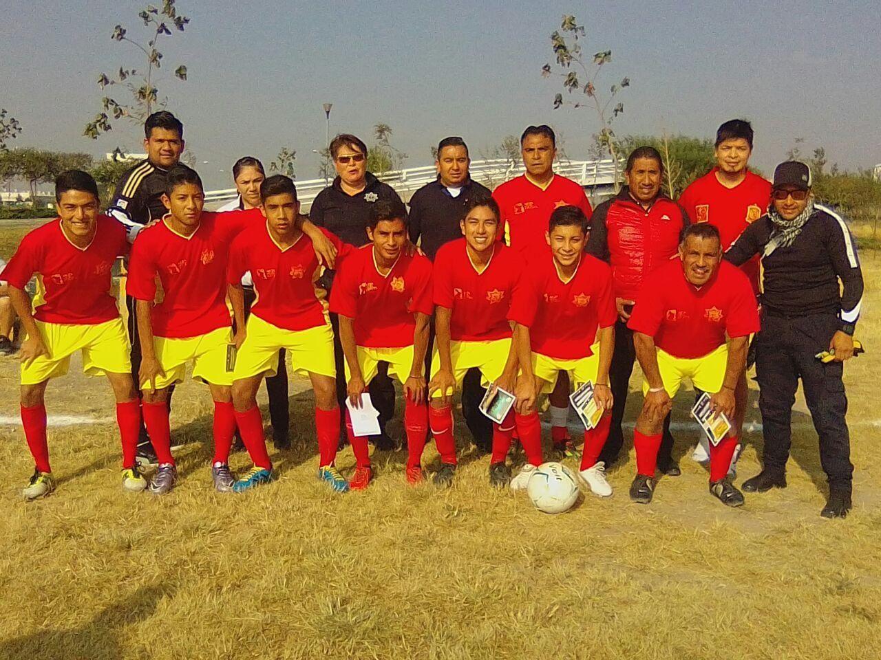 Avanza con éxito Poli Torneo  de fútbol redes vecinales de seguridad  por cuadra en Nezahualcòyotl
