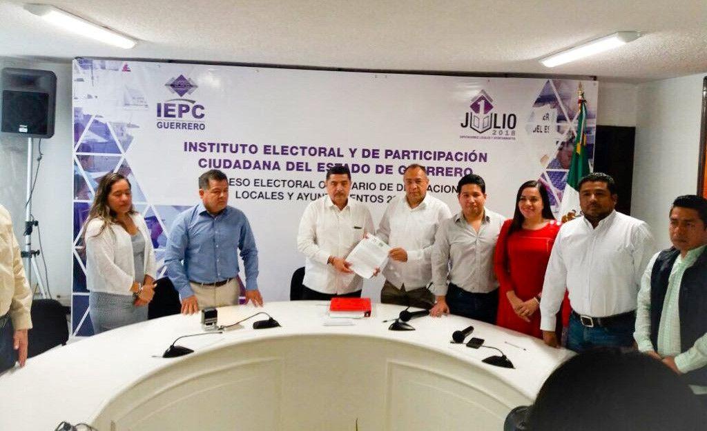 PRI y Verde Ecologista irán en alianza en solo 13 municipios