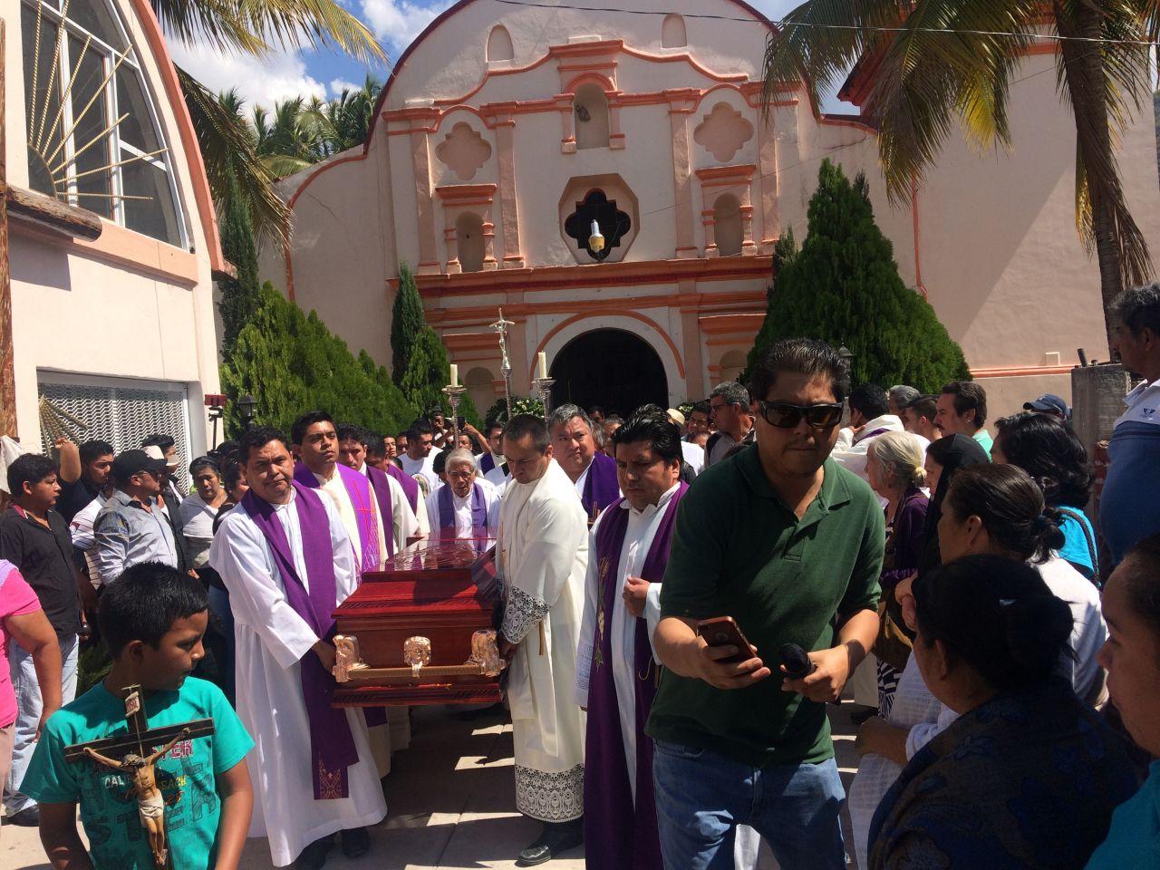 Obispo de Chilpancingo afirma que asesinato de sacerdotes fue por incidente vial