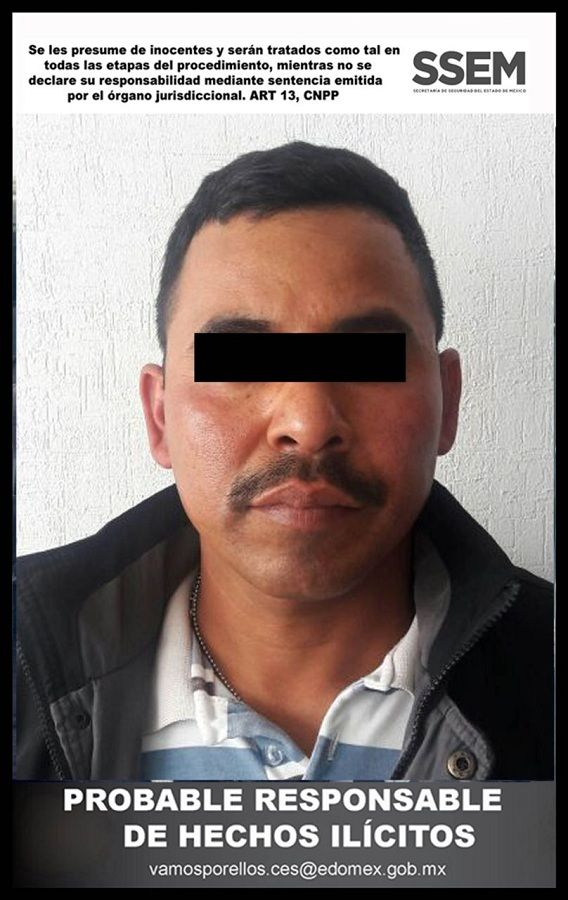 Un probable agresor sexual fue detenido  SSEM