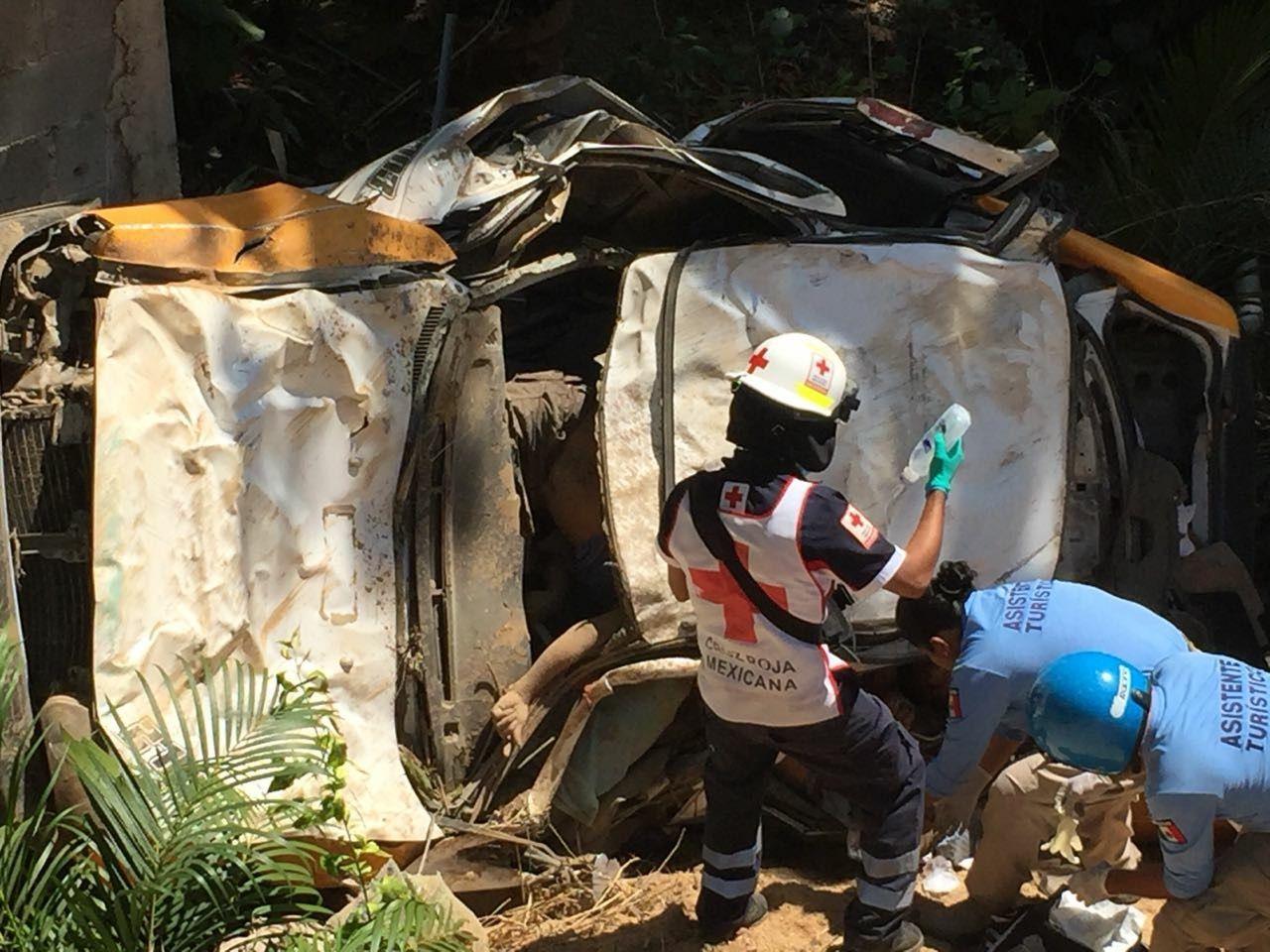 Persecución y balacera deja cinco muertos en Acapulco