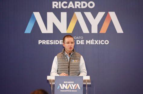 'Correcta', posición de EPN ante declaraciones de Trump: Anaya