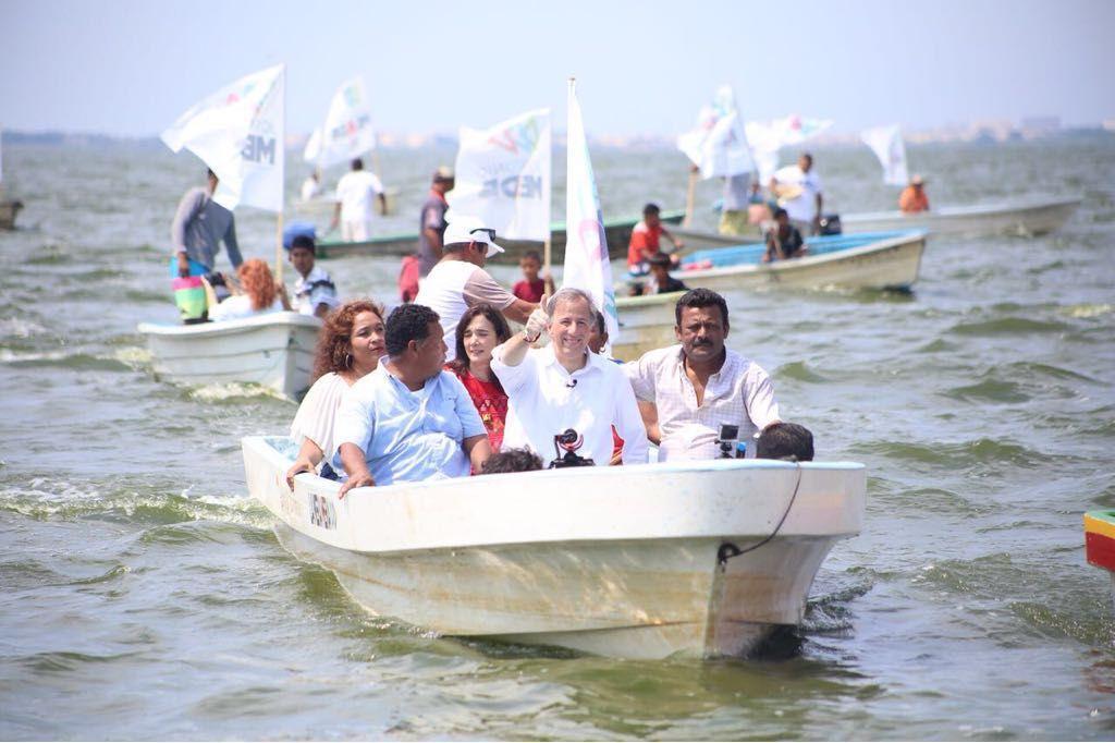 Elecciones 2018: AMLO es el candidato a vencer aseguró Meade
