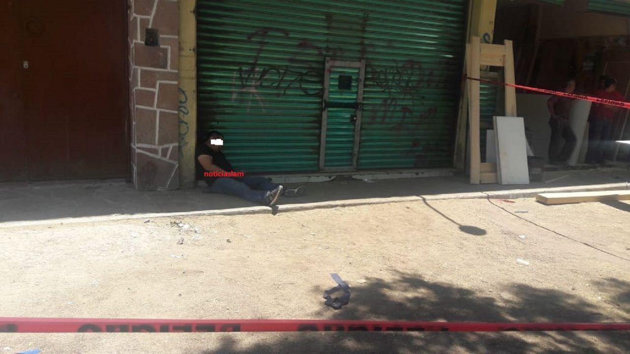 Asesinan con el tiro de gracia a candidato a regidor del Frente
