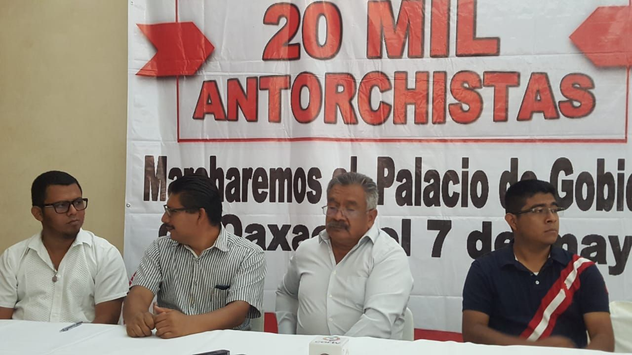 20 mil antorchistas, marcharán