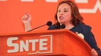 Demandan regreso de Elba Esther como presidenta del SNTE