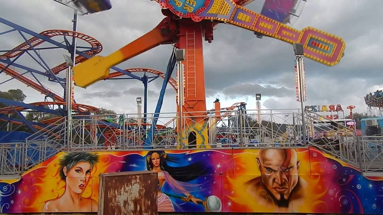 Para Que Te Accidentes Gratis Feria De San Francisco Tendra Juegos