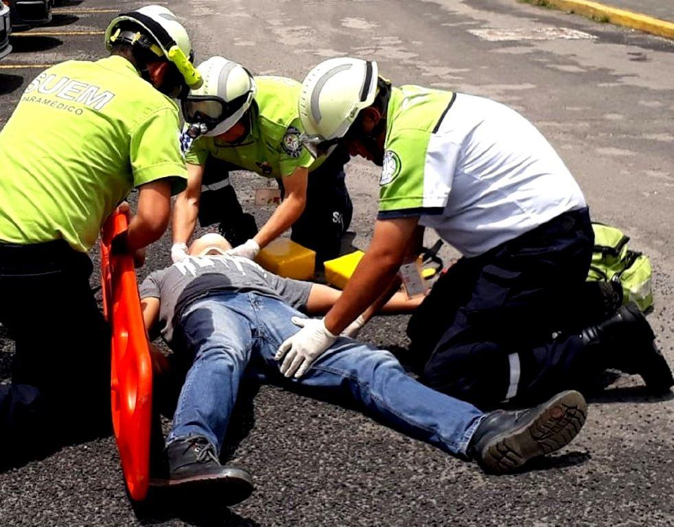 Resultado de imagen para imagenes desmayos accidente vehicular