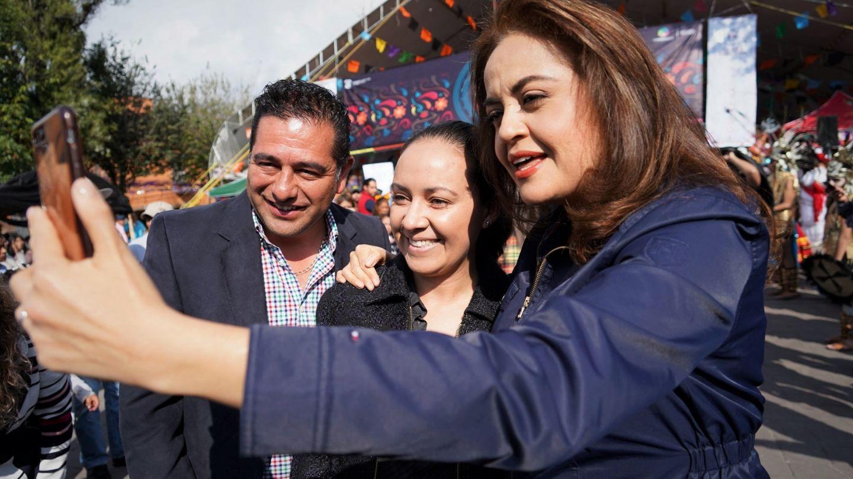 40000 asistentes en el festival todos los santos 2019 en San Mateo Atenco - todotexcoco.com