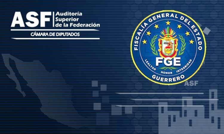 Detecta la ASF irregularidades en la Fiscalía - Chilpancingo Guerrero - todotexcoco.com
