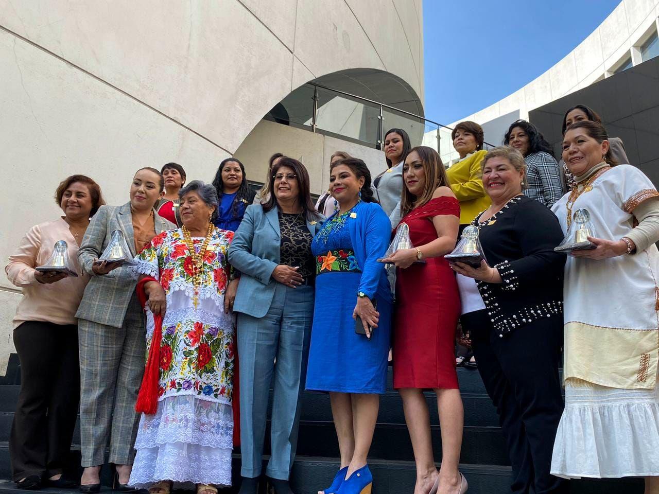 Fundamental emprender batalla contra violencia política de género: Leticia López Landero - todotexcoco.com