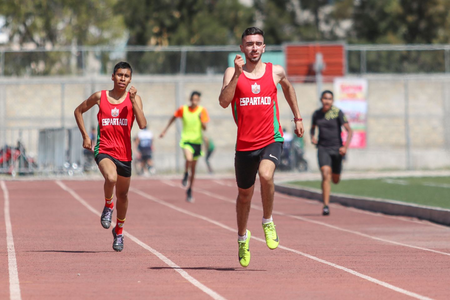 Chimalhuacán, sede de Eliminatoria Estatal de Atletismo
