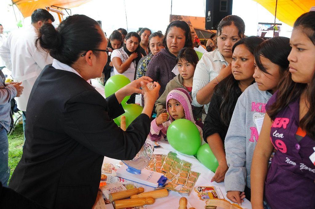 Seis de cada diez personas no usan condón: AHF México