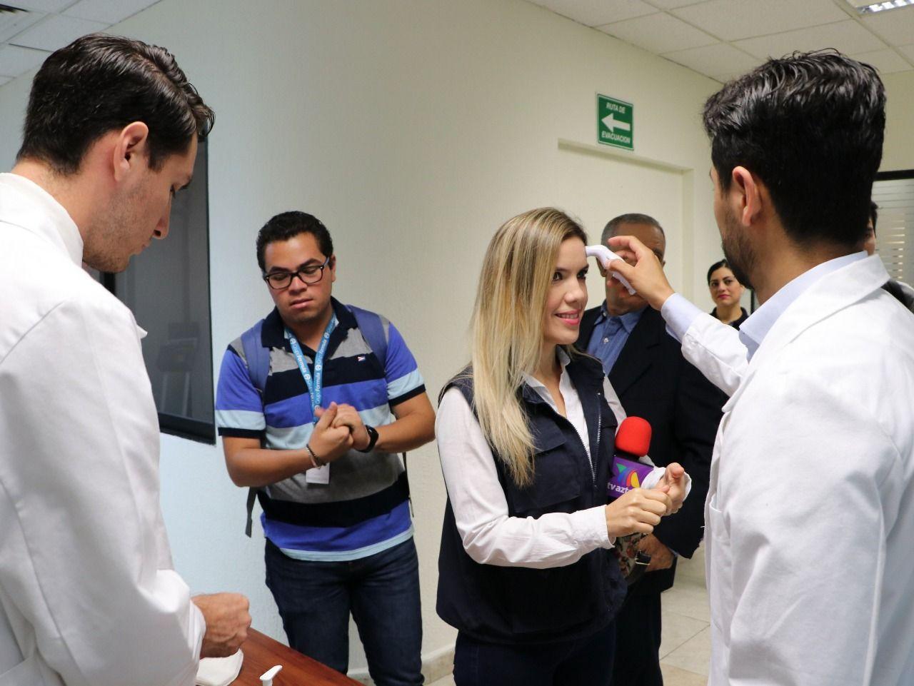 Dan de alta a paciente de Los Mochis con Coronavirus | Coronavirus | Noticias