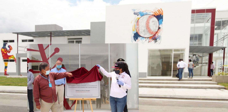 Texcoco estrena la primera Escuela de Béisbol profesional ...