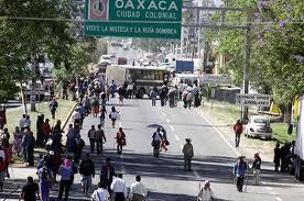 ¿Está próxima una guerra civil en Oaxaca?