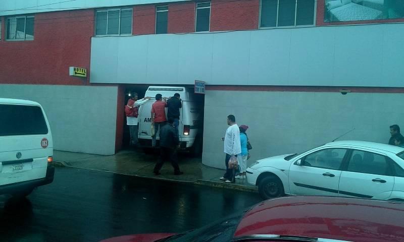 Fallece anciano en hotel de Texcoco - Texcoco Estado de México