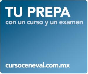 Curso Ceneval | Prepa en un examen cursoceneval.com.mx